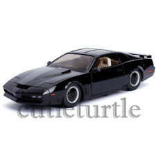Jada Hollywood Rides Pontiac Firebird Knight Rider Scanner Light 1:24 KITT 30086