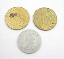 Sunoco RICHARD NIXON, MOON LANDING, MILLARD FILLMORE Louise Phillippe Mock Coins