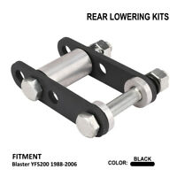Iron ATV Rear Lowering Kit For Yamaha Blaster YFS200 1988-2006 90 91 92 93