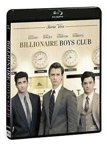 Billionaire Boys Club [Bluray + Dvd] Eagle