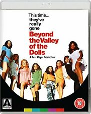 Beyond the Valley of the Dolls (Blu-Ray) Arrow Video w/ Slip, Book, Bonus Disc
