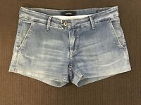Meltin Pot-Robin Denim Shorts-Size 34 = 14