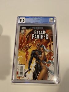 Black Panther #5 CGC 9.6 - 1st Shuri as Black Panther - 2009 Campbell Cover
