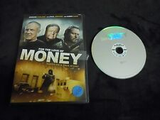 """USED DVD MOVIES """"For The LOve OF MOney"""" Based On A True Story   (G)"""