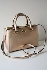 MICHAEL KORS LEDERTASCHE/BAG KELLEN XS Satchel rose gold