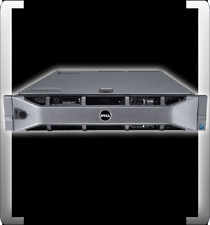 DELL POWEREDGE R710 INTEL 4-CORE E5520 2.27 GHZ 16GB RAM DDR3 8x2,5 ZOLL DVD-ROM