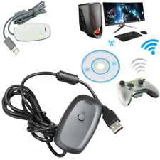 USB Wireless Receiver Game Controller Adapter for Windows XP Microsoft Xbox 360