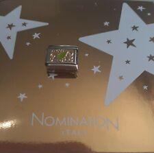 Nomination coloured charm