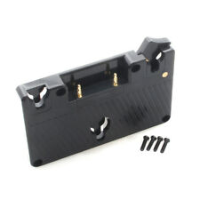 A-Mount to V Mount Battery Plate Adapter for Panasonic Power D-Tap Anton Bauer