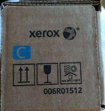 NEW: Genuine Xerox 006R01512 Cyan Toner Cartridge WorkCentre