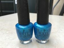 2 X OPI TEAL THE COWS COME HOME (NL B54)