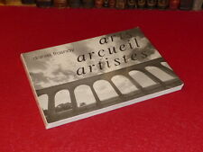 [Bibliothèque R-JEAN MOULIN ART XXe] FRASNAY / ATELIERS ARTISTES ARCUEIL 1989