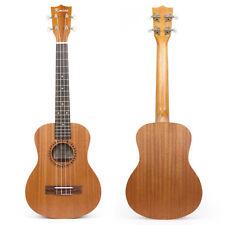 Kmise Tenor Ukulele Ukelele Uke Hawaii Guitar Sapele 18 Fret 26 Inch