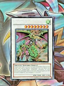 Dragunity Knight Barcha - HA04-EN059 Secret Rare Yugioh Card