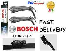 SKODA ROOMSTER 2006> BOSCH AEROTWIN FLAT WIPER BLADES PAIR A052S