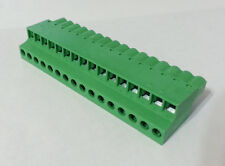 Terminal Block Phoenix Contact 16Pos Pluggable Connector 5.08mm 1777426 NEW 6pcs