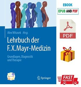 Lehrbuch der F.X. Mayr-Medizin  - Grundlagen, Diagnosti / Lese die_Beschreibung