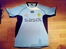 South Africa RUGBY shirt jersey CANTERBURY Springboks men SIZE L
