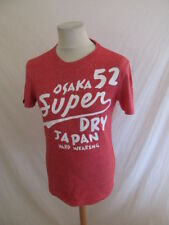 T-shirt Superdry Rouge Taille S à - 52%