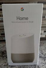 Google Home - Smart Assistant - White/Slate