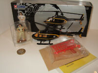 Corgi 65501 James Bond 007 Collection, Stromberg Helicopter & Naomi Figure Set.