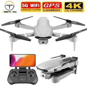 2020 NEW F3 Drone 4k HD Wide Angle Camera 1080P WiFi fpv Drone Dual Camera