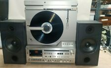 Mitsubishi interplay system x-10 Vintage vertical turntable