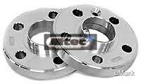 2x VW Audi Alloy Wheel Spacers Spacer  5x100/112 57.1 15mm