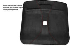 RED STITCH ROOF HEADLINING PU SUEDE SKIN COVER FITS NISSAN S13 200SX 88-93
