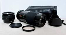 FUJIFILM FUJI FX X-Mount DSLR Fit 70mm 210mm 420mm Lente de zoom X-T1 X-E2 X-Pro1