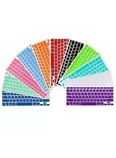"""Silicone Keyboard Skin Cover For Apple MacBook 15"""""""