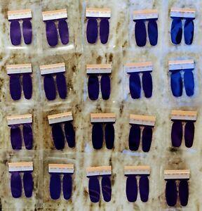 20 Twosies Color Street Nail Polish Strips Saigon Queen HTF Retired Rare Purple