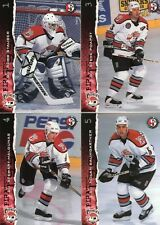 Portland Pirates 1996-97 Team Set AHL Minor Hockey