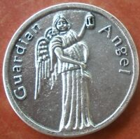 Guardian Angel Holy Prayer Coin Token + to Rule & Guide