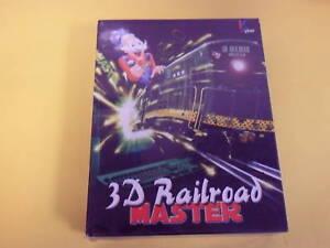 3D RAILROAD MASTER*KYBER