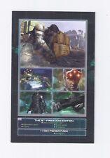 Splinter Cell Blacklist The 5th Freedom Edition DLC Card Xbox 360 *BRAND NEW!*