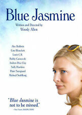 Blue Jasmine (DVD, 2014, Includes Digital Copy; UltraViolet) - NEW!!