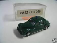 Original BMW Miniatur 501 Polizei 1:87 Wiking  82229417058 NEU