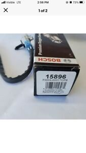 15896 Bosch O2 Oxygen Sensor New In Box