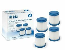 Fette Filter - Pleated Vacuum Filter Compatible with Black + Decker SMARTECH ...