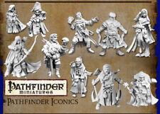 Reaper Miniatures Bones 4 Kickstarter 10 Pathfinder Iconics