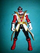 Power Rangers Super Megaforce SAMURAI RED RANGER ACTION HERO