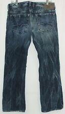 DIESEL Zatiny Boot Cut Jeans Size 31x30