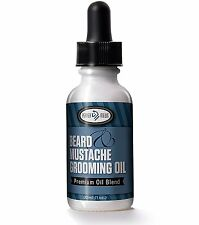 Beard Conditioner Oil With Jojoba Oil To Naturally Condition And Style