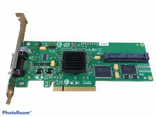 HP 416155-001 SAS3442E LSI Logic SAS/SATA PCIe Host Bus Adapter Tested Working