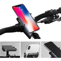 Aluminum Motorcycle Bike Bicycle MTB Handlebar Mount Holder for Smart Phone GPS