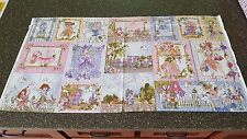 Very Fairy Patch Panel by Loralie Harris for Quilting Treasures 23x43