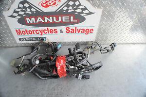2006 04-07 Kawasaki Vulcan 2000 VN2000 Main Wire Harness 2K Miles