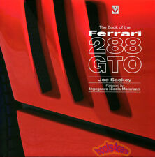 Ferrari Gto 288 Buch Joe Sackey History 308 F40 F50 Enzo