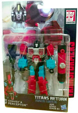 Transformers Hasbro Titan Returns Deluxe Perceptor and Convex